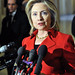 Secretary Clinton Briefs the Press on Capitol Hill by U.S. Department of State