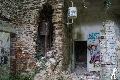 Lost Places: Rittergut Wolfskuhlen