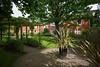Burnside Court - sensory garden