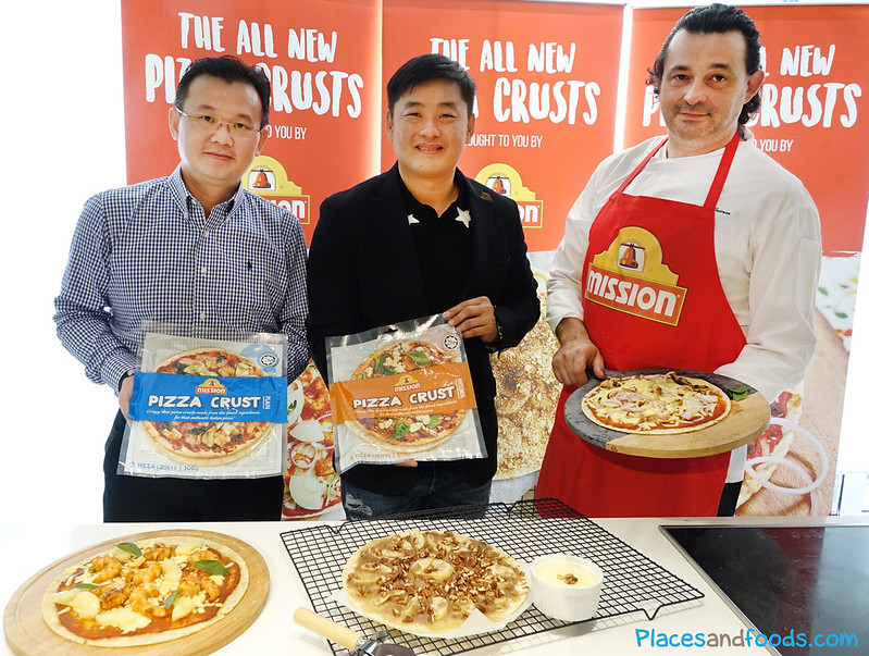 mission foods pizza group pix