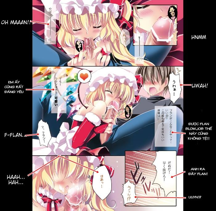 Hình ảnh  in Only for You - Flandre
