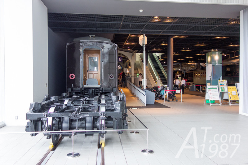 THE RAILWAY MUSEUM - History Zone