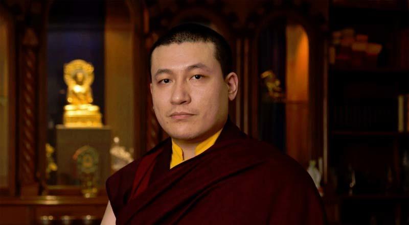 Trinley Thaye Dorje, salah satu Karmapa Ke-17.