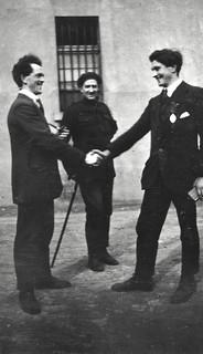 Thos Whelan + Patrick Moran? March 1921