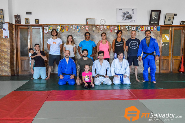Bootcamp - Judo
