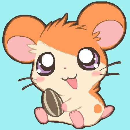 Hamtaro cute explore captain ryno the not so bright - Hamster dessin anime ...