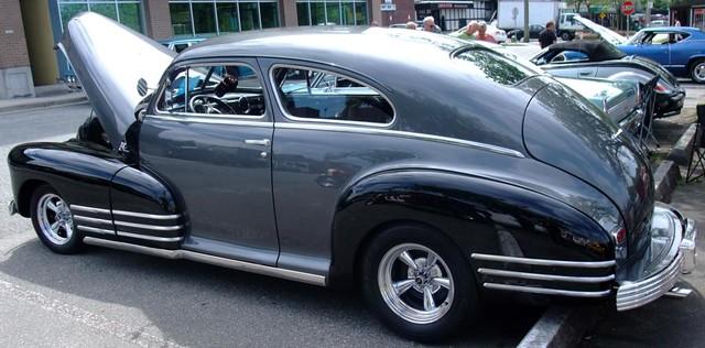 1948 chevrolet fleetline flickr photo sharing for 1948 chevy fleetline 4 door