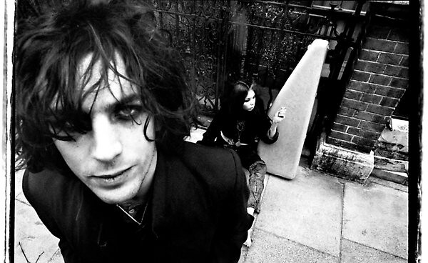 Syd Barrett, by Mick Rock