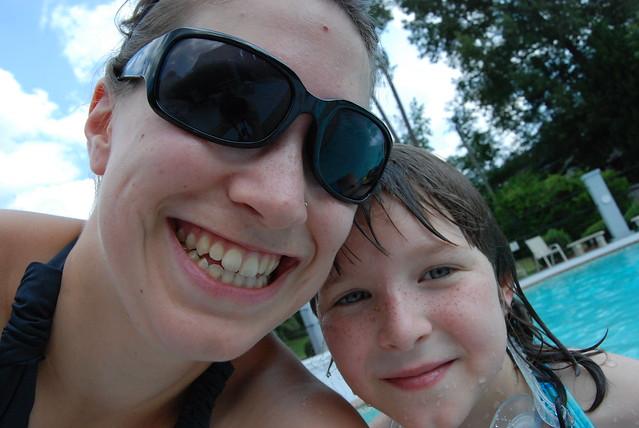 Beth & Mommy