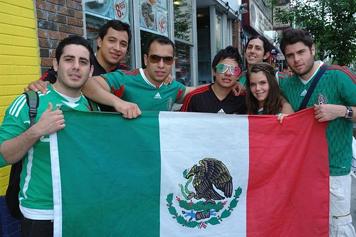 Still Proud Mexicans!