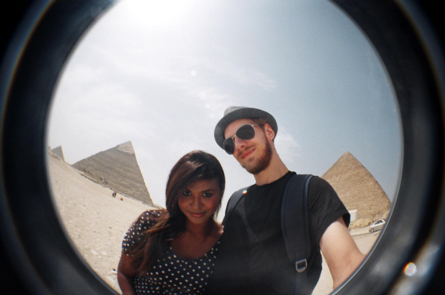 us and the pyramids
