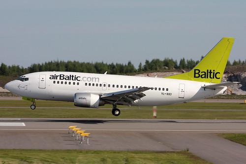 B735 - Boeing 737-53S