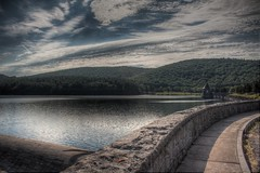 Saville Dam 3/Barkhamsted Reservoir - Barkhamsted, Connecticut