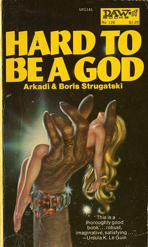 Strugatski brothers - Hard to be a God