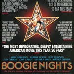 Boogie Nights: UK Poster