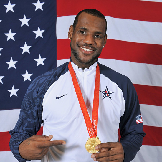 12ffe179c184 Lebron James Olympic Medal Related Keywords   Suggestions - Lebron ...