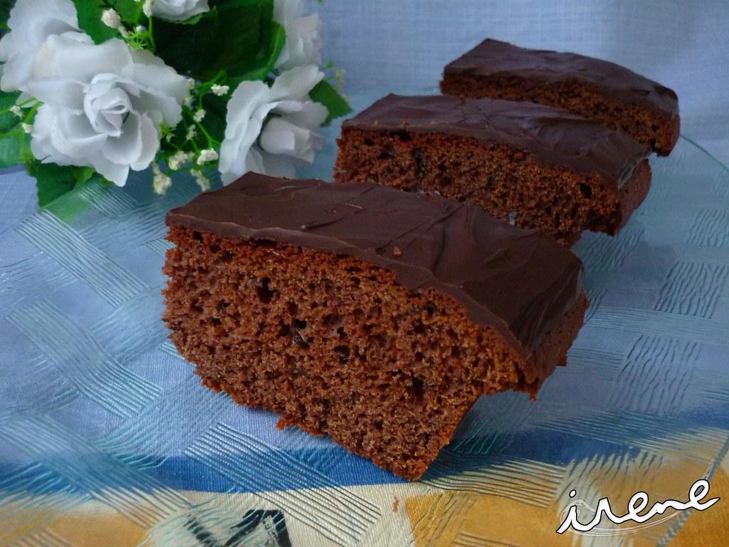 La cocina casera de irene coca boba de chocolate for La cocina casera