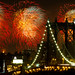 Macy's 4th of July fireworks 2010, New York City by Barry Yanowitz