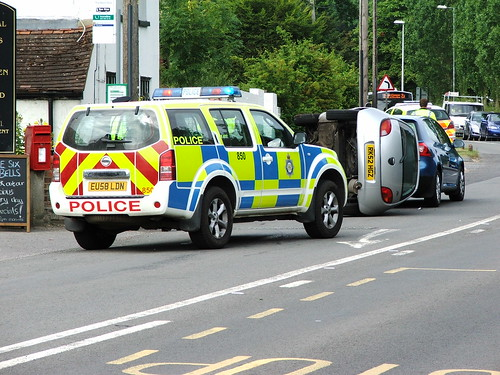 RTC, Reading Road, Burghfield - 5.7.2010
