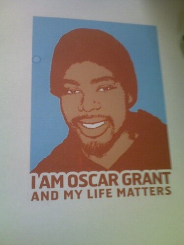 I am Oscar Grant (photo: tenacious snail/flickr)