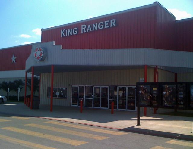 King Ranger Theater >> King Ranger Theater, Seguin TX   Flickr - Photo Sharing!