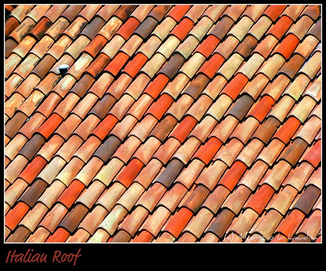 Italian Roof Flickr Photo Sharing