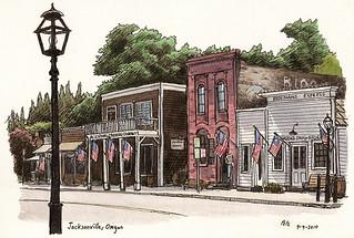 jacksonville, oregon