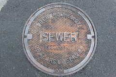 wheel(0.0), commemorative plaque(0.0), award(0.0), manhole(1.0), manhole cover(1.0), circle(1.0),