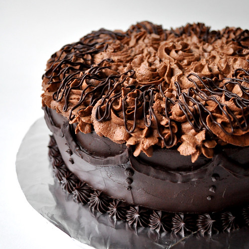 blondie 39 s cakes death by chocolate. Black Bedroom Furniture Sets. Home Design Ideas