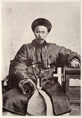High Chinese Official (Li-Hung Chang), by John Thomson c.1874