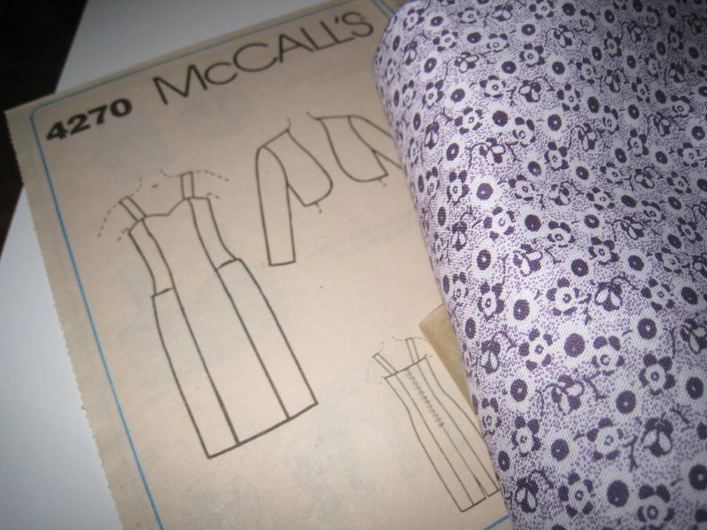 mccalls 4270 drawing