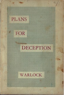 Plans for deception