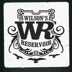 Wilson's Reservoir - The poster work