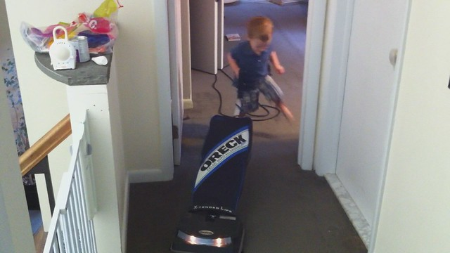 New Cleaning Person