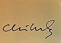 Chihuly signature - Desert Botanical Garden