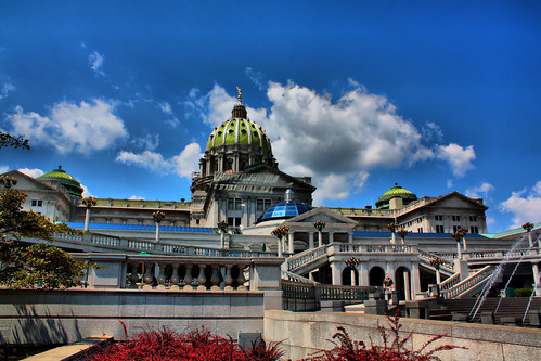 Pennsylvania capital building