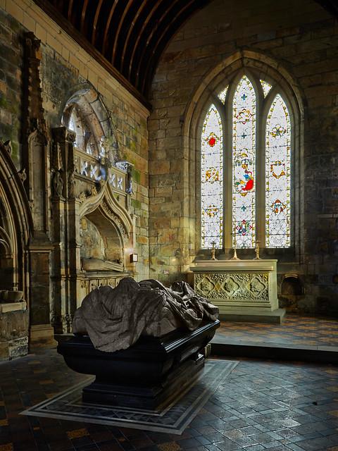St. Bride's Interior, Douglas