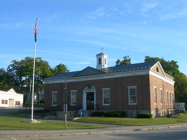 Dover Foxcroft Maine Property Tax Bill