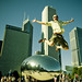 Lomo Bean Jump! by gomattolson