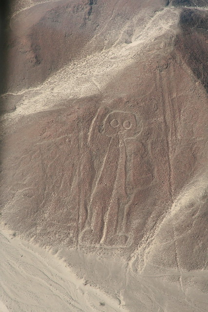 Nazca lines - Astronaut | Flickr - Photo Sharing!