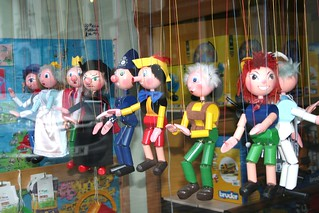 Puppets on a String, Munich