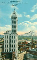 visual art city scape