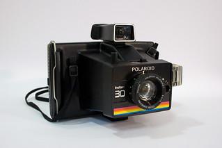 Polaroid Instant 30... This makes me happy.