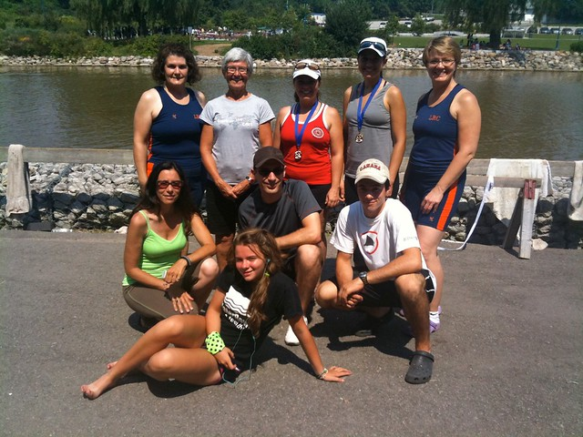 clear clubmasters  rowing club
