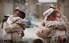 3/3 Honors Fallen Marine in Afghanistan