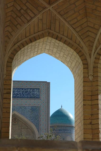 Des domes et des colonnes