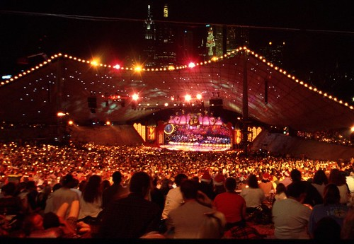 Carols by Candlelight, Melbourne, Christmas 1998