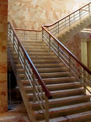 Stairs--Virginia Museum of Fine Arts