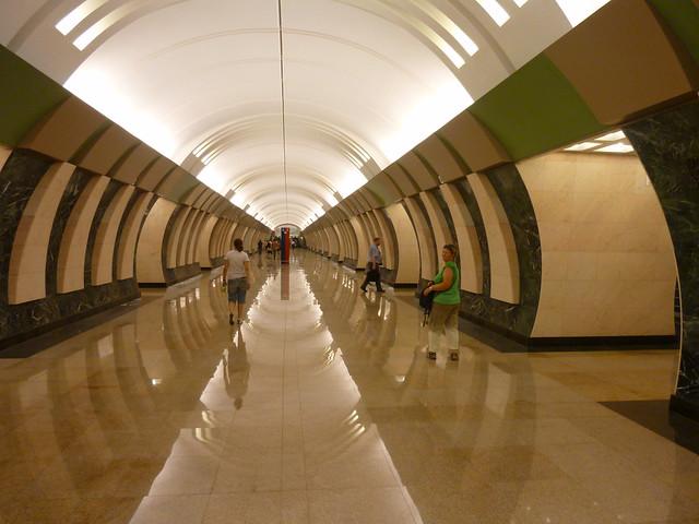 Sepia underground