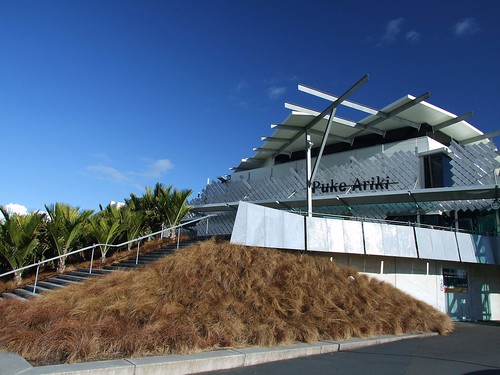 Puke Ariki (the Hill of the Chiefs.) This complex ...